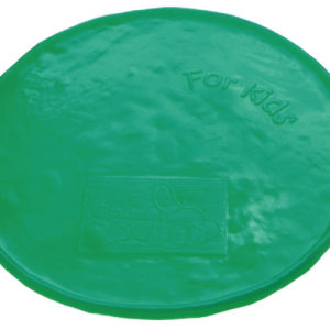 Pizza en Silicone verde